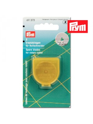 611373 RECAMBIO CUTTER MINI 28mm (2 Pzas)