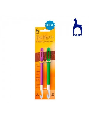 AGUJA KNOOKING 60695 (Blister 2 uds)